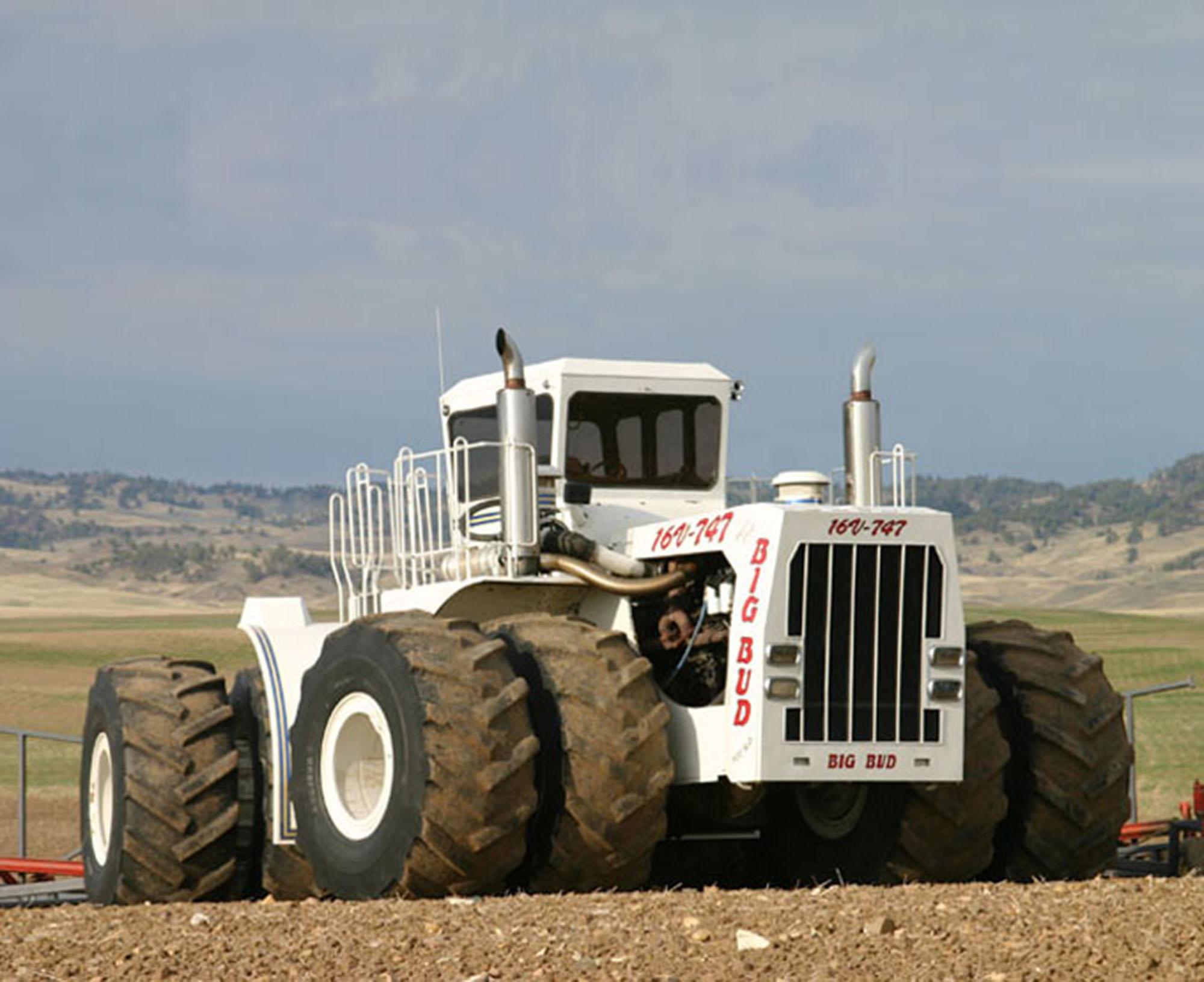tractor bud