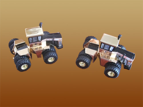 Big Bud 1/64 – 440 and 500 in Gold (Pair)