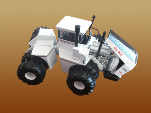 Big Bud 1/64 740 4WD With Duals