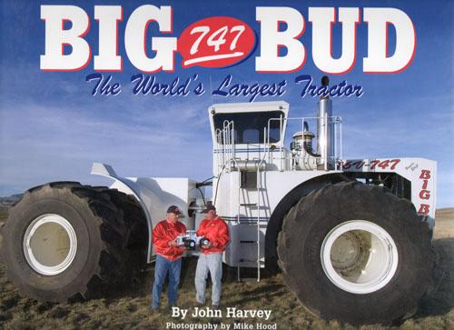 John Harvey-Big Bud Book