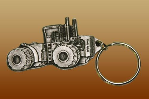 V-16 747 Big Bud Keychain