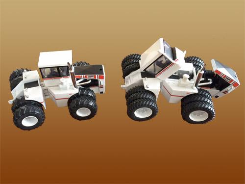 Big Bud 1/64 525/50 4WD – Dual and Triple