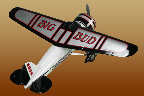 Hi-Wing Die Cast Metal Vintage Williams Brothers Airplane Bank