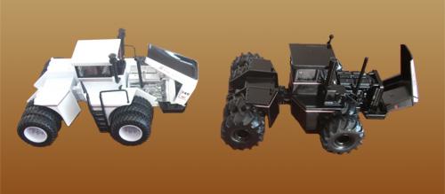 Big Bud 1/64 740 Dual and Triple Chaser – Set