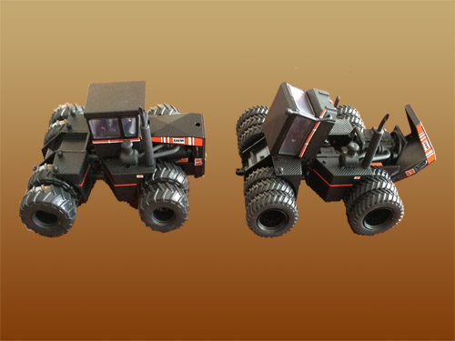 Big Bud 1/64 525/50 4WD Dual and Triple Chaser SET