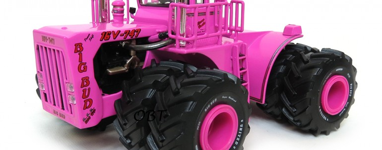 1/64 Scale Big Bud 16V-747 – Pink – 1100 HP Tour Edition