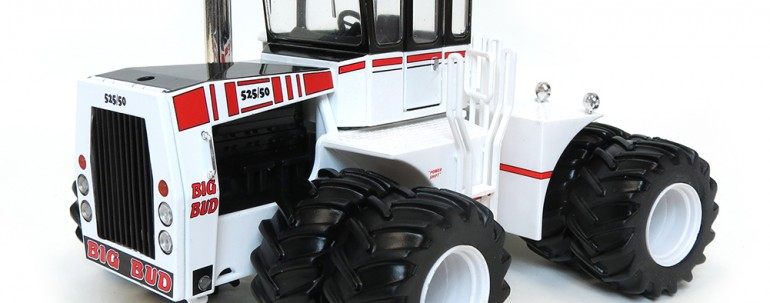 1/32nd Big Bud 525/50 ROPS Cab with Duals